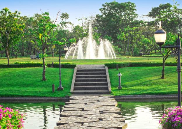 Orange County Fountain Repair Service