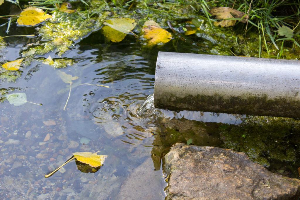 OC Pond- Huntington Beach Fountain Repair