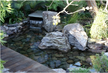 Water Feature Design In Orange County